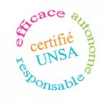 Logo Unsa certifié efficace autonome responsable
